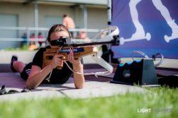 Laser Biathlon